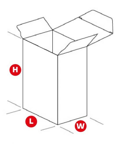 How to measure folding carton